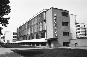 Escuela alemana Bauhaus